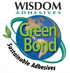 Wisdom Adhesives GreenBond logo