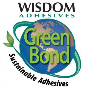 Wisdom Adhesives GreenBond logo
